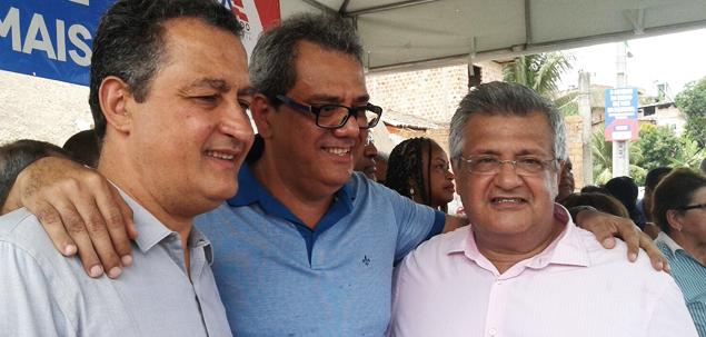 Bacelar diz que oposição é obrigada a reconhecer trabalho de Rui em Salvador