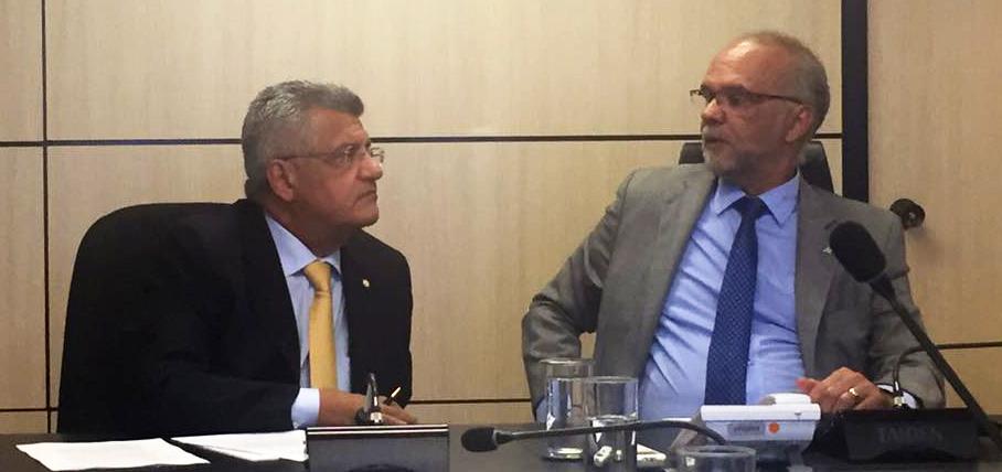 Relator Bacelar quer celeridade na votação da Lei de Responsabilidade Educacional