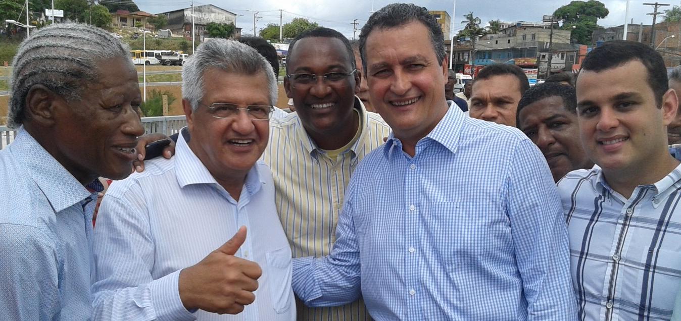 Em Pirajá, Bacelar ressalta solidez da aliança do PTN com Rui