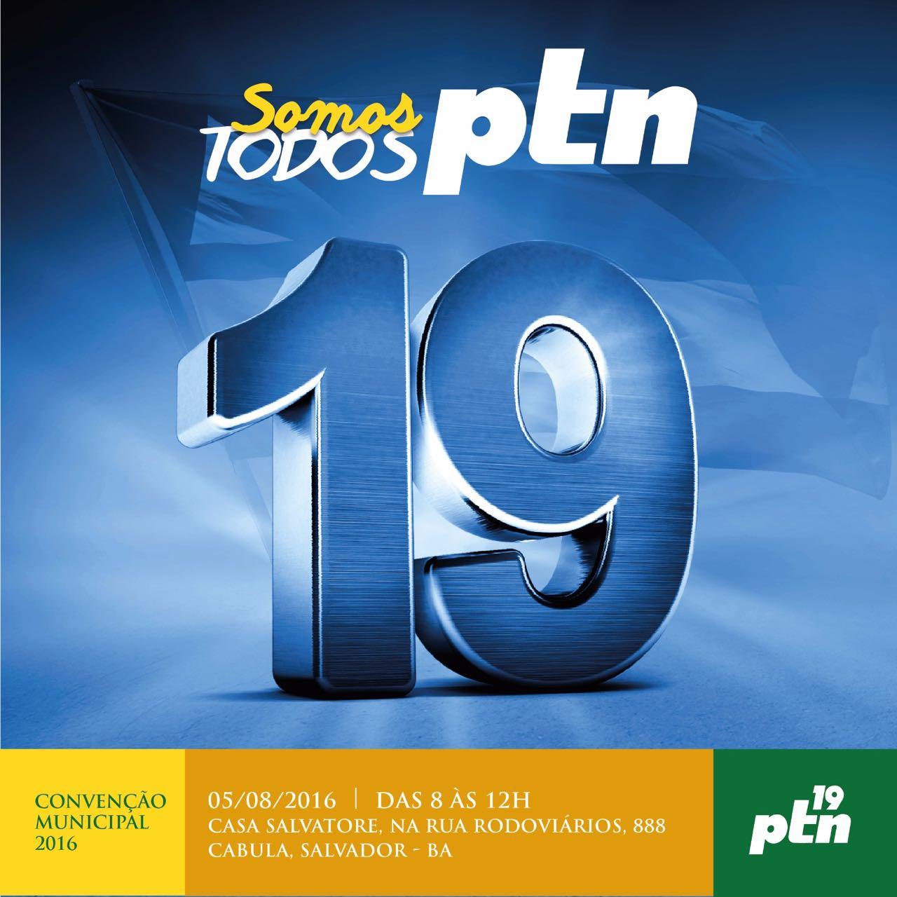 Convenção PTN