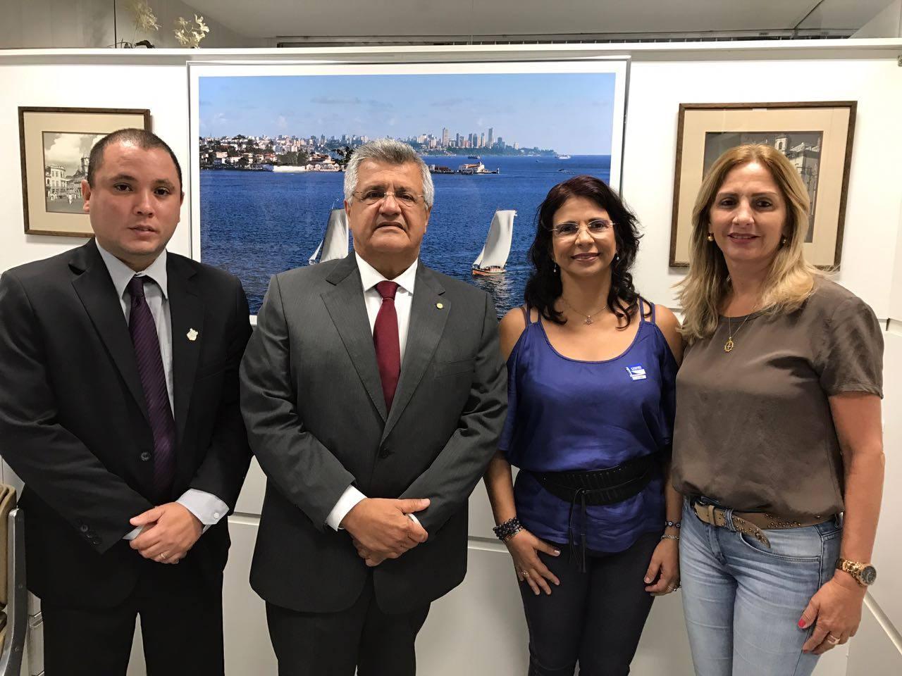 Deputado Bacelar apoia regras diferenciadas para aposentadoria de Peritos Criminais da Bahia