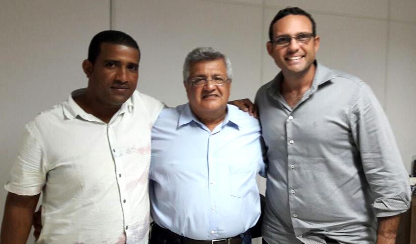 Vereadores do PTN de Aramari e Alagoinhas