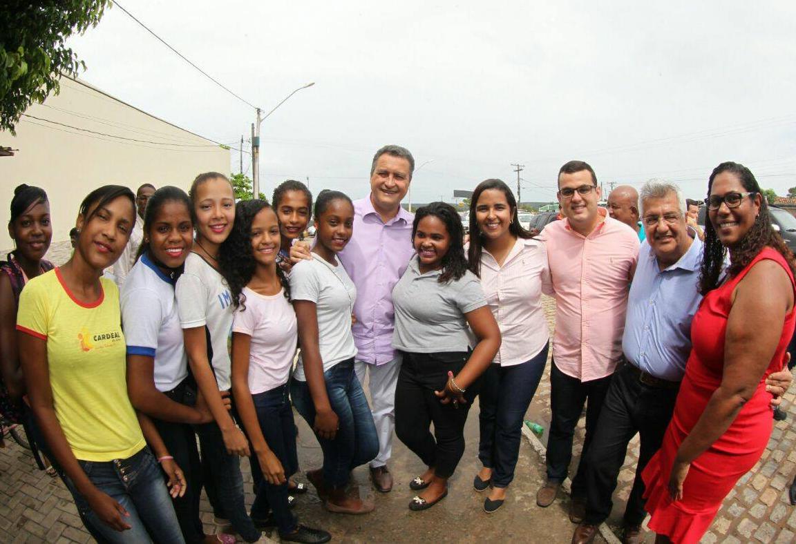 Bacelar diz que Rui trabalha pelo desenvolvimento da Bahia