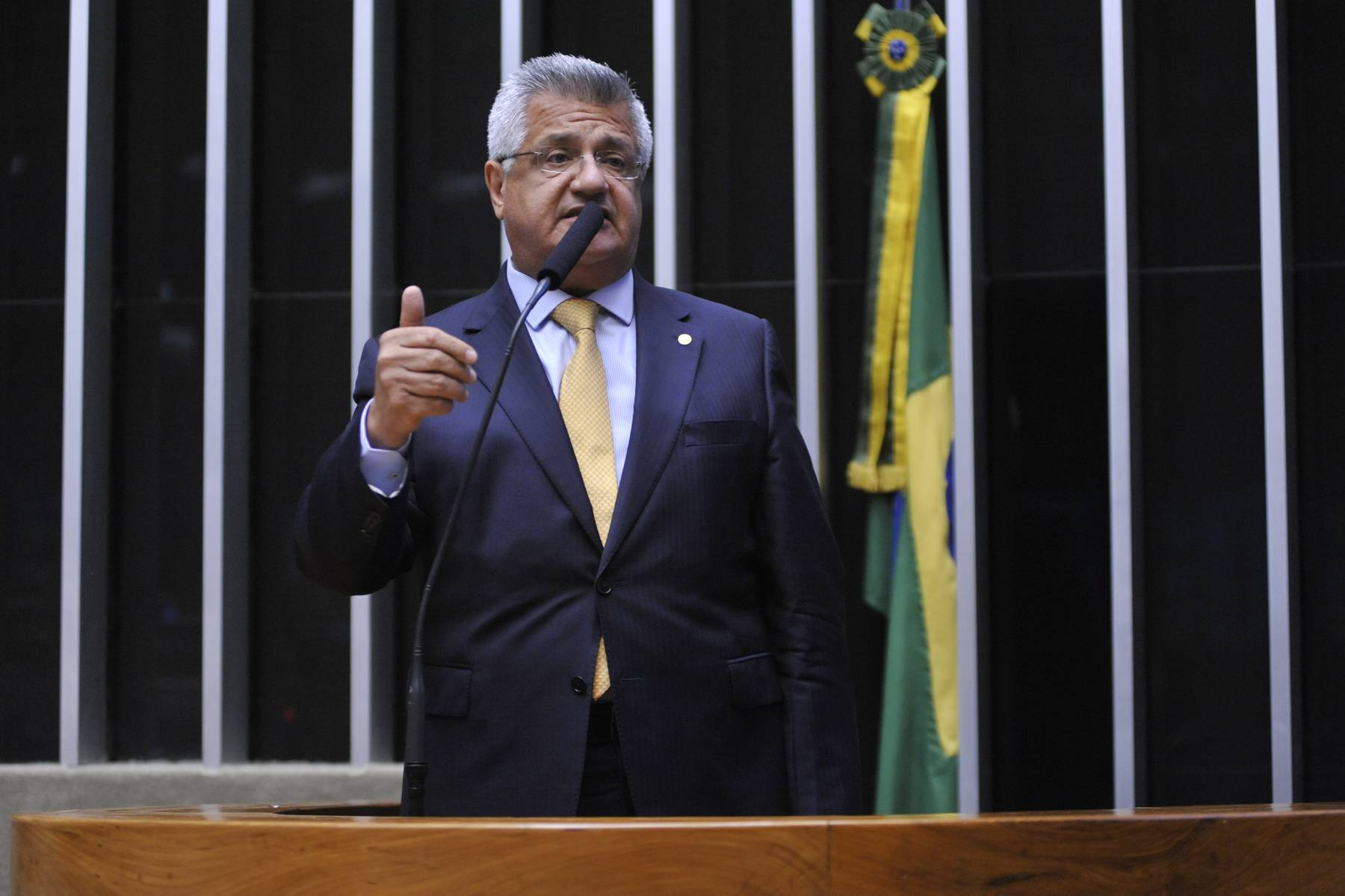 Bacelar pede cumprimento do acordo entre governo e caminhoneiros