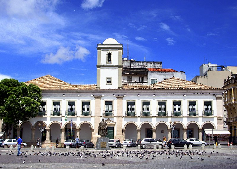 SALVADOR 468 ANOS: O papel da Câmara de Vereadores