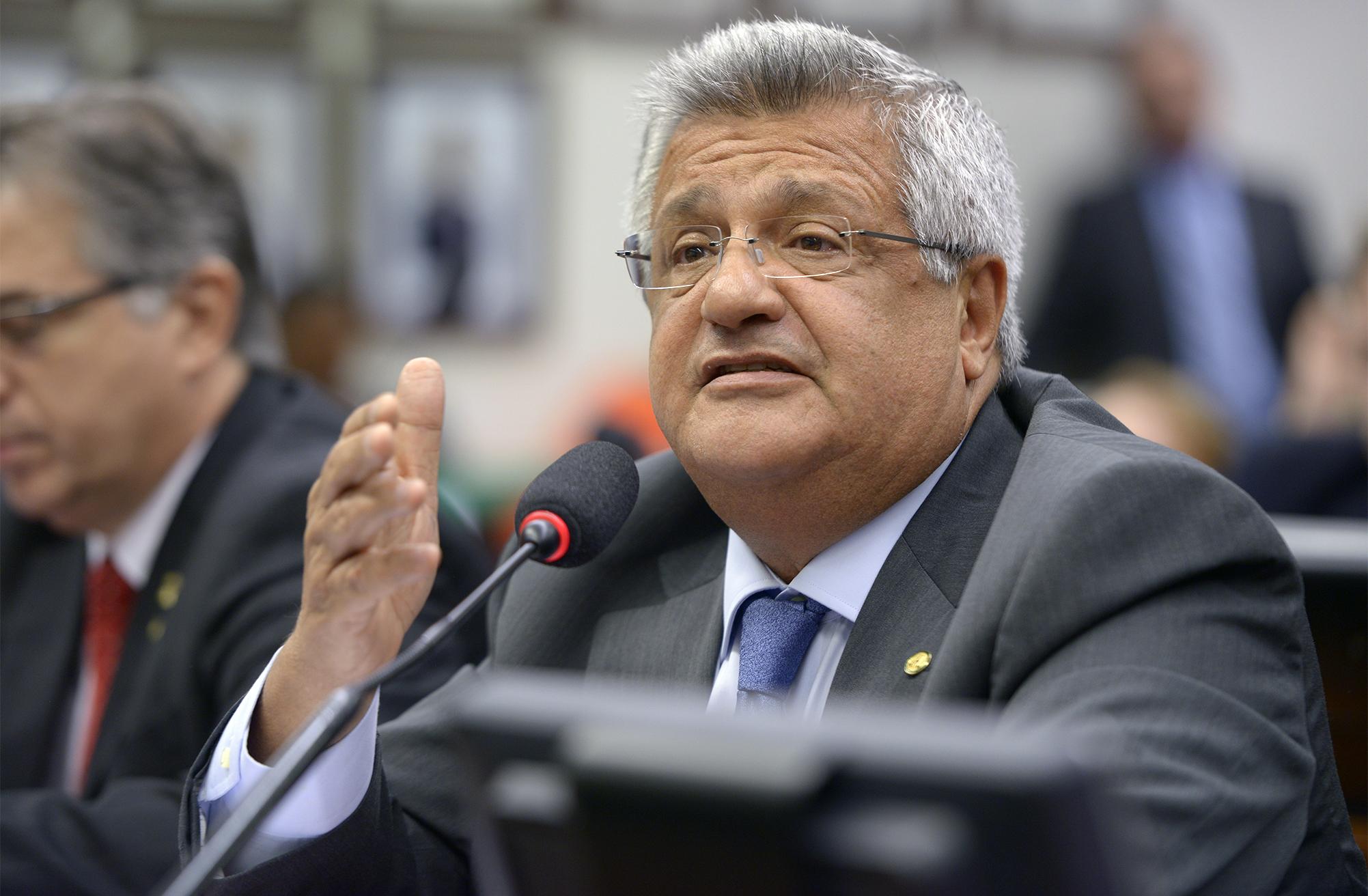 Bacelar pede pressa na votação da legalização dos jogos de azar