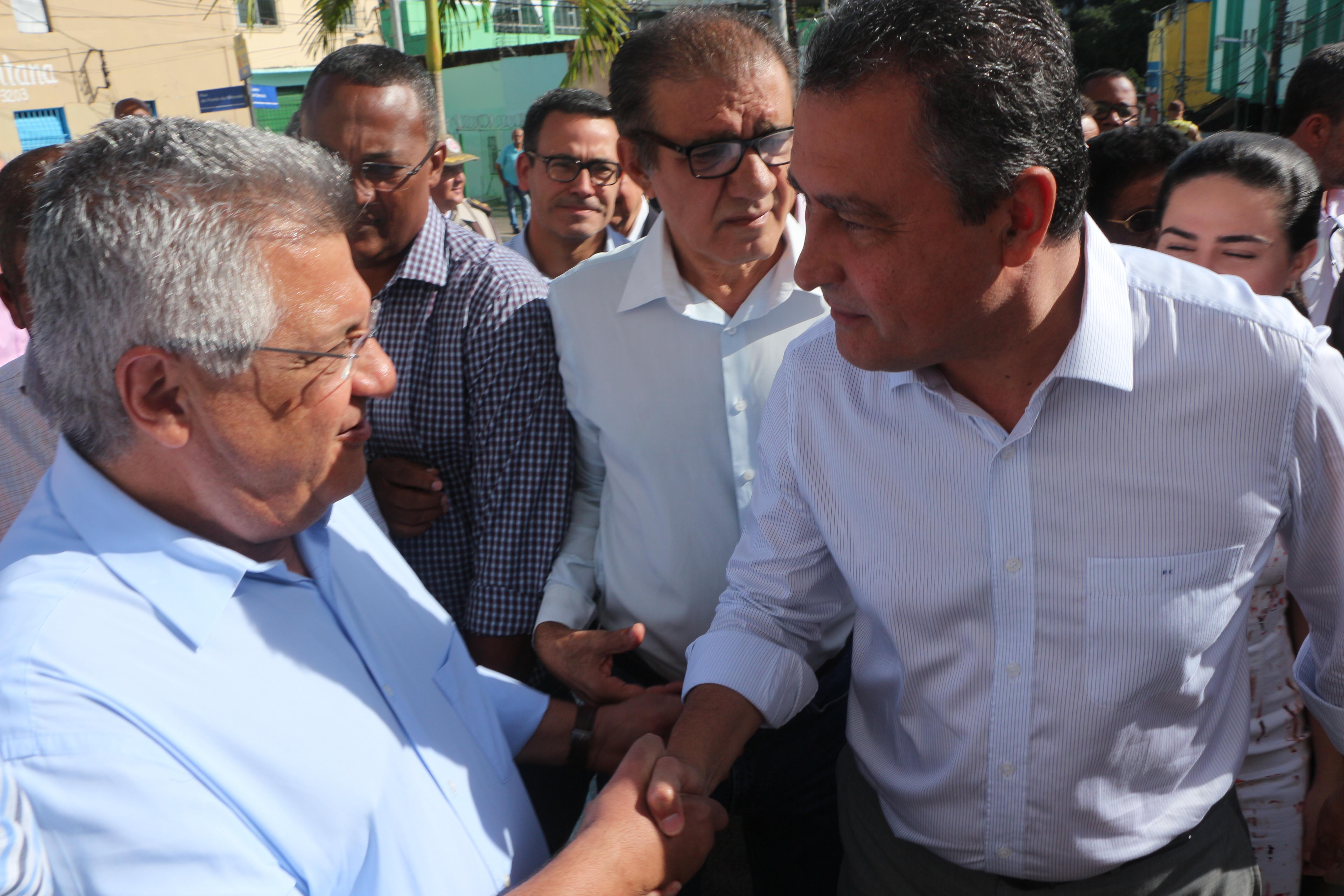 Bacelar destaca investimento de Rui no Centro Antigo