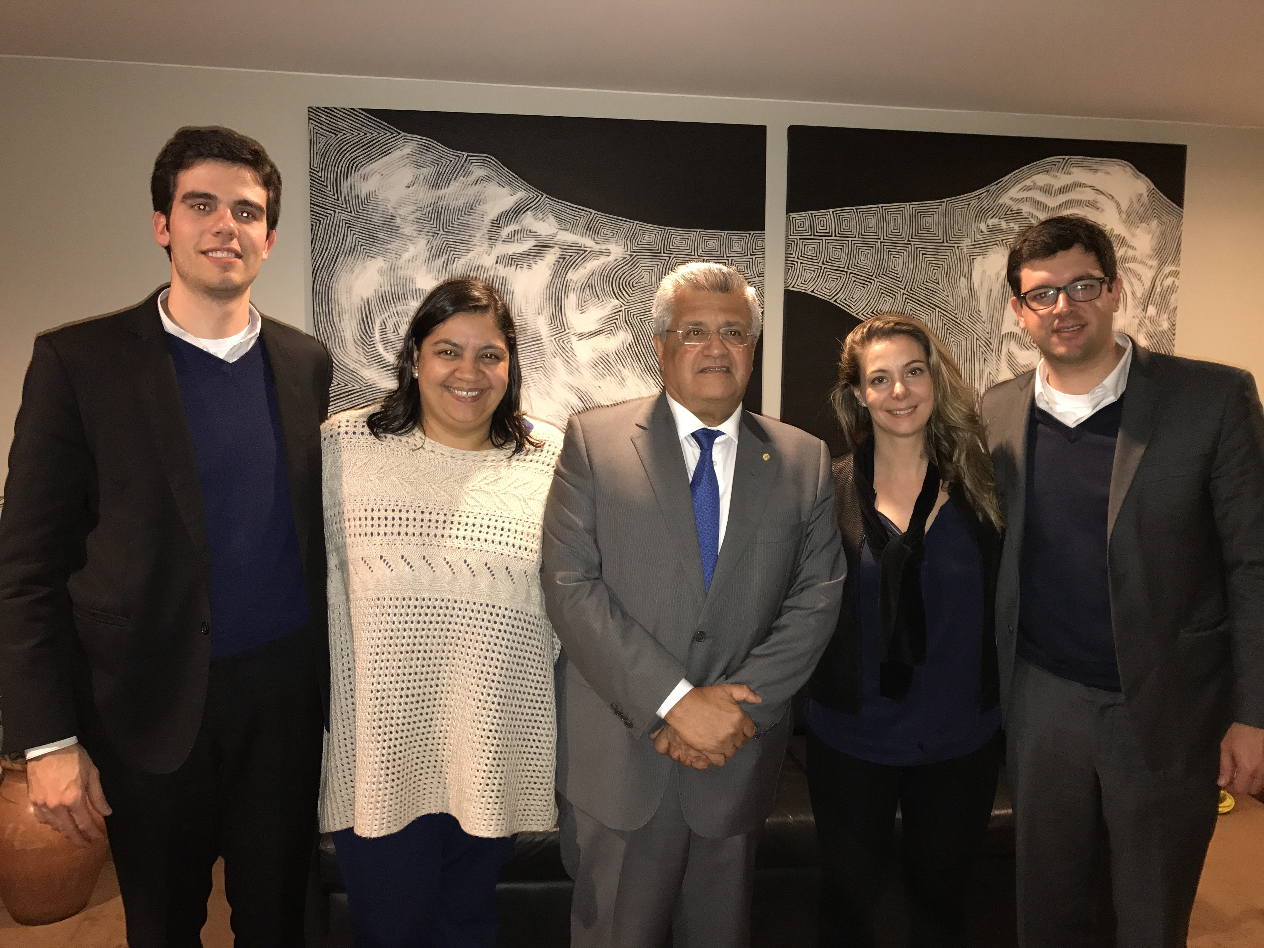 Bacelar e movimento Todos pela Educação definem ação conjunta para avanços no PNE