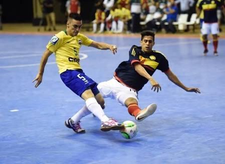 Bacelar defende inclusão do futsal como esporte olímpico