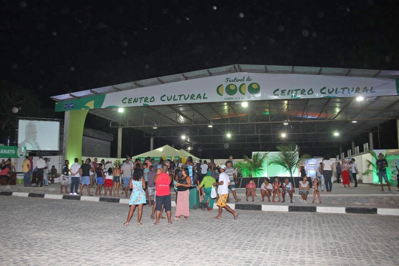 Bacelar defende incremento da produção de coco no litoral norte