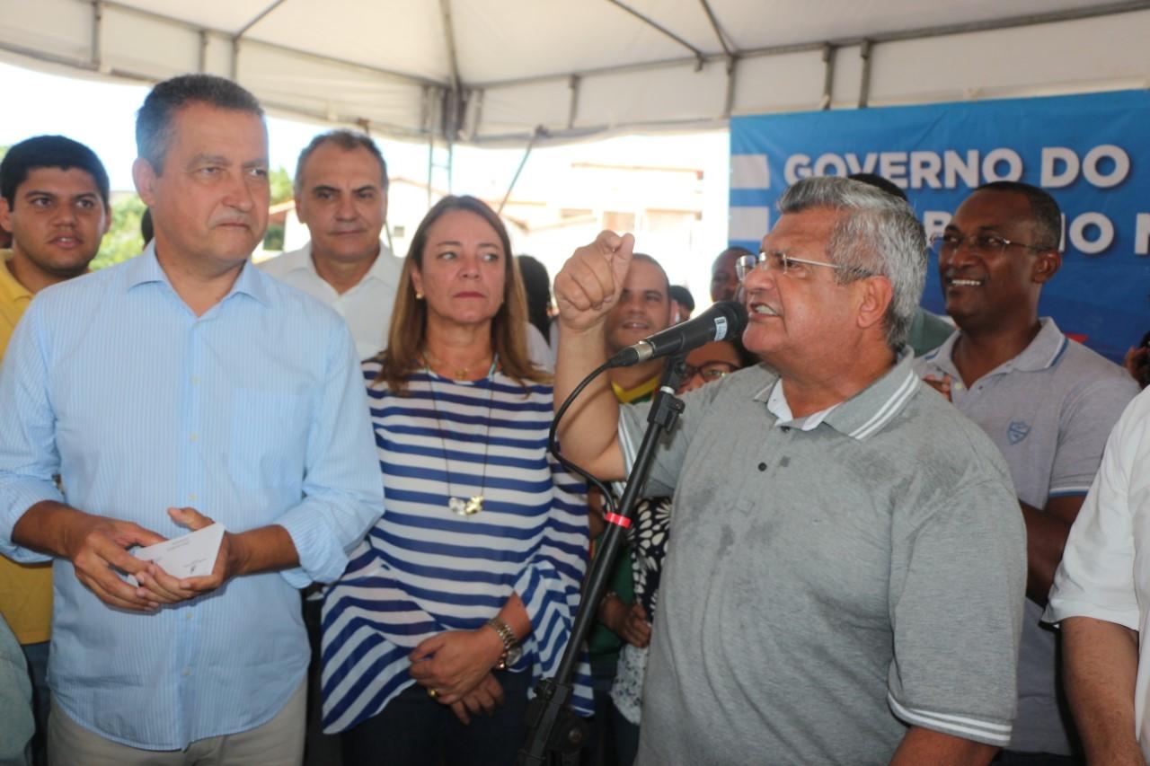 """""""Unidade Básica de Saúde em Itapuã é um sonho realizado"""", diz Bacelar"""