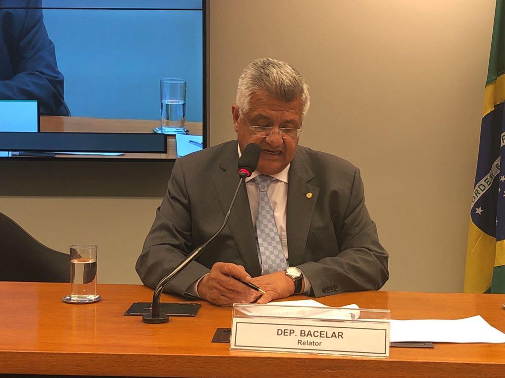 Relatório de Bacelar sobre combate à violência contra jovens negros vai a plenário