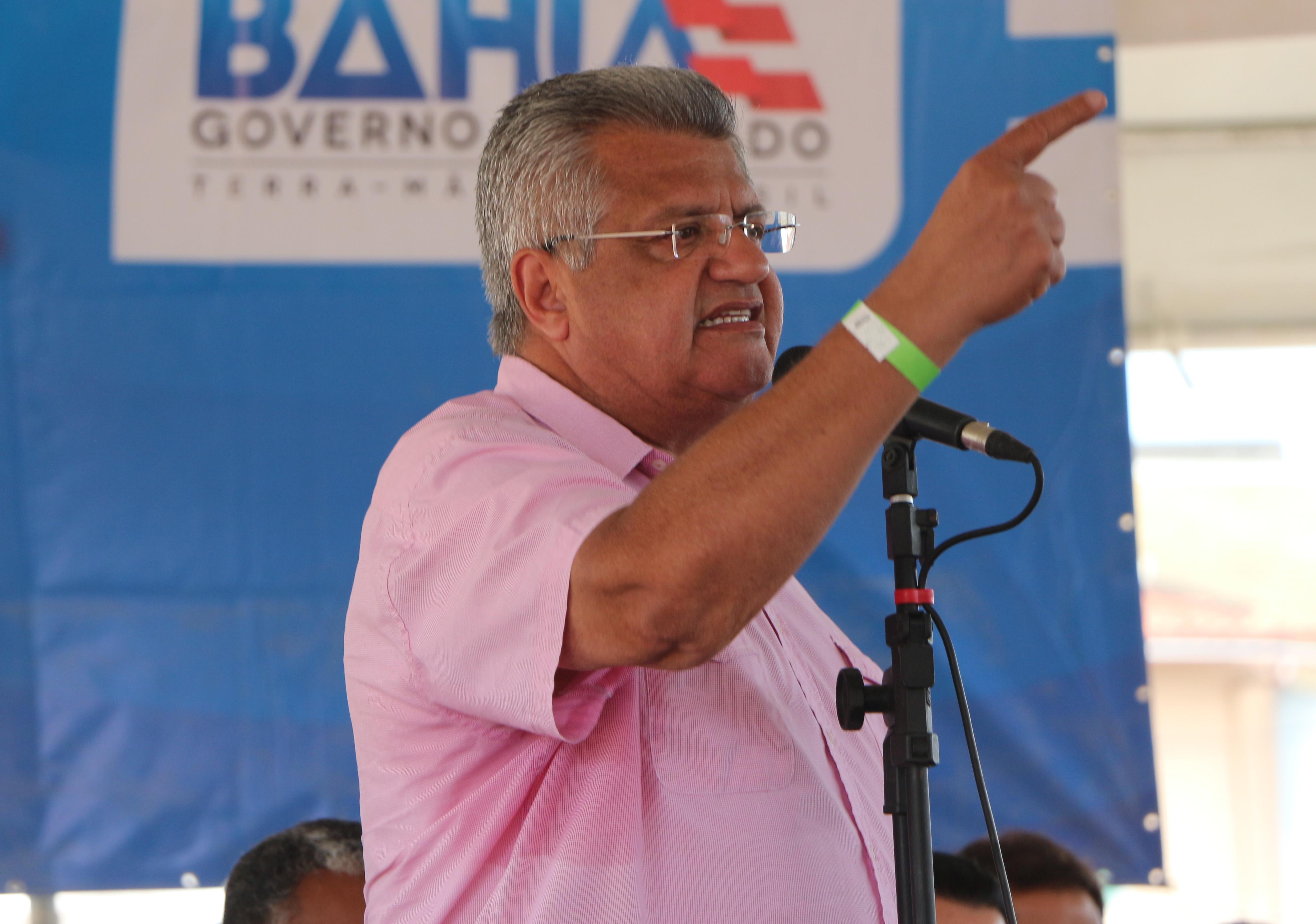 Bacelar diz que BRT causa prejuízos a Salvador