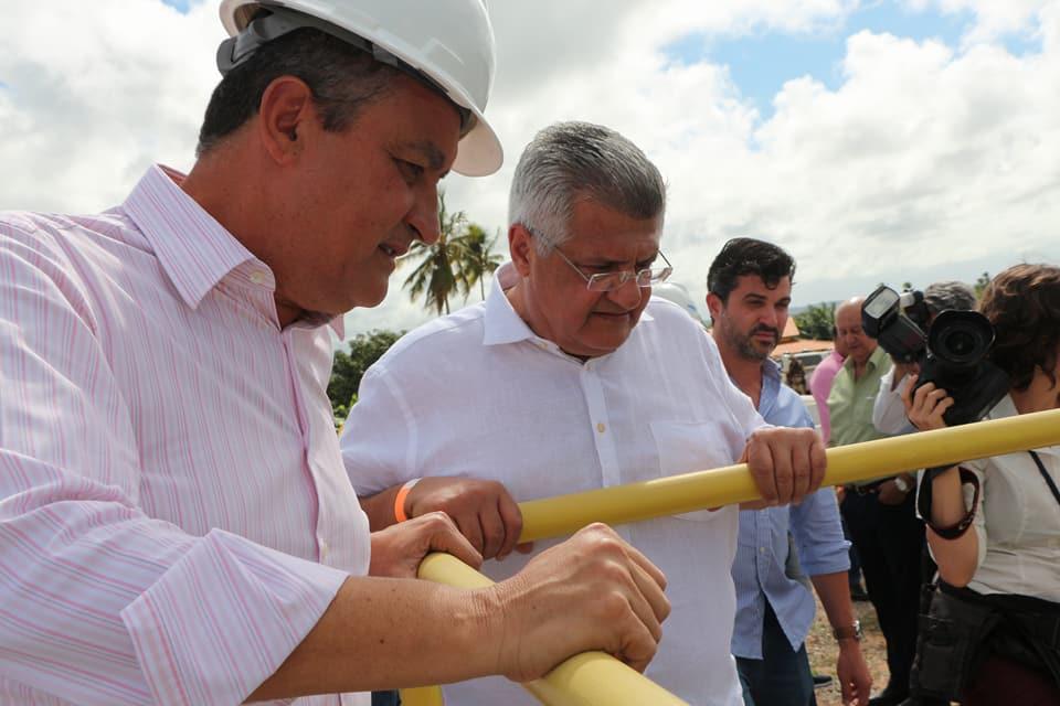 Bacelar comemora melhorias para a região de Conde