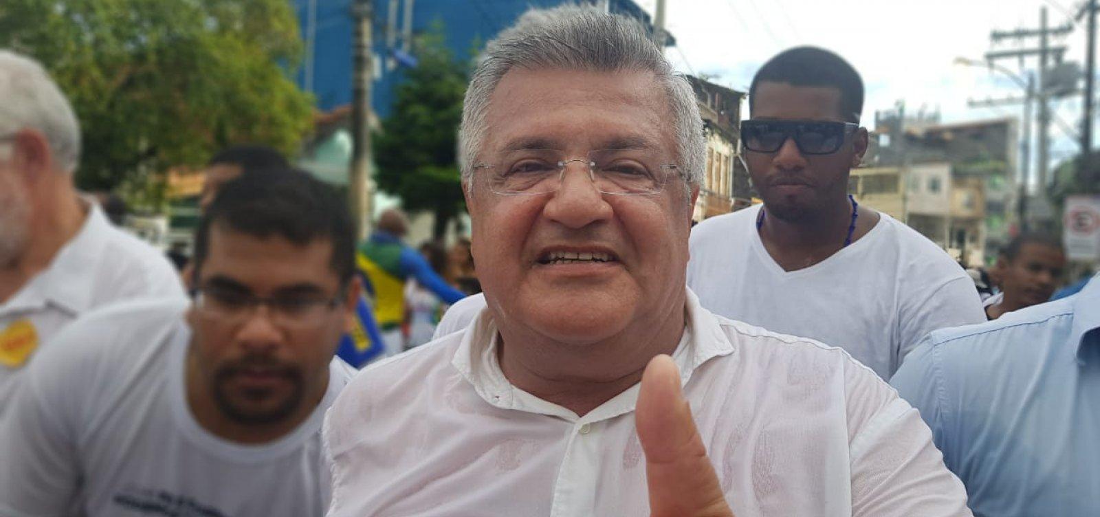 Bacelar aposta em 'boom' de Álvaro Dias após horário eleitoral