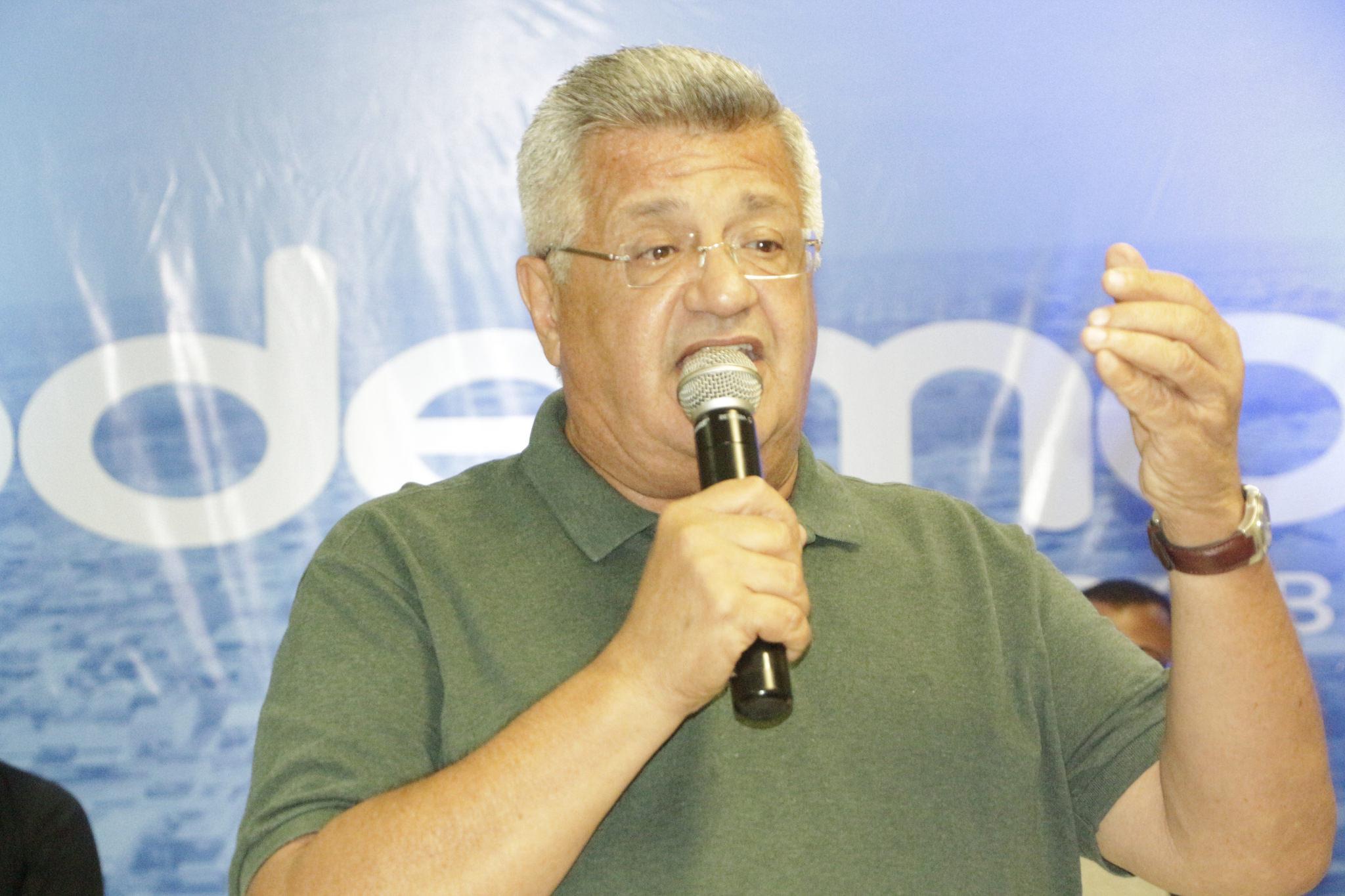Bacelar diz que mobilização contra 'Escola sem partido' é grande
