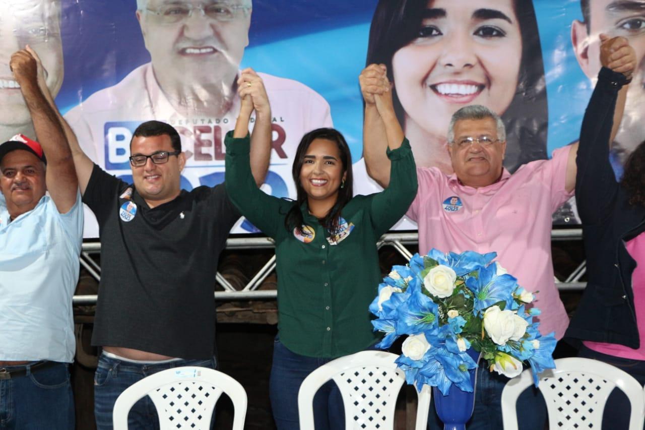 Bacelar cumpre agenda de campanha em Salvador e municípios do nordeste baiano
