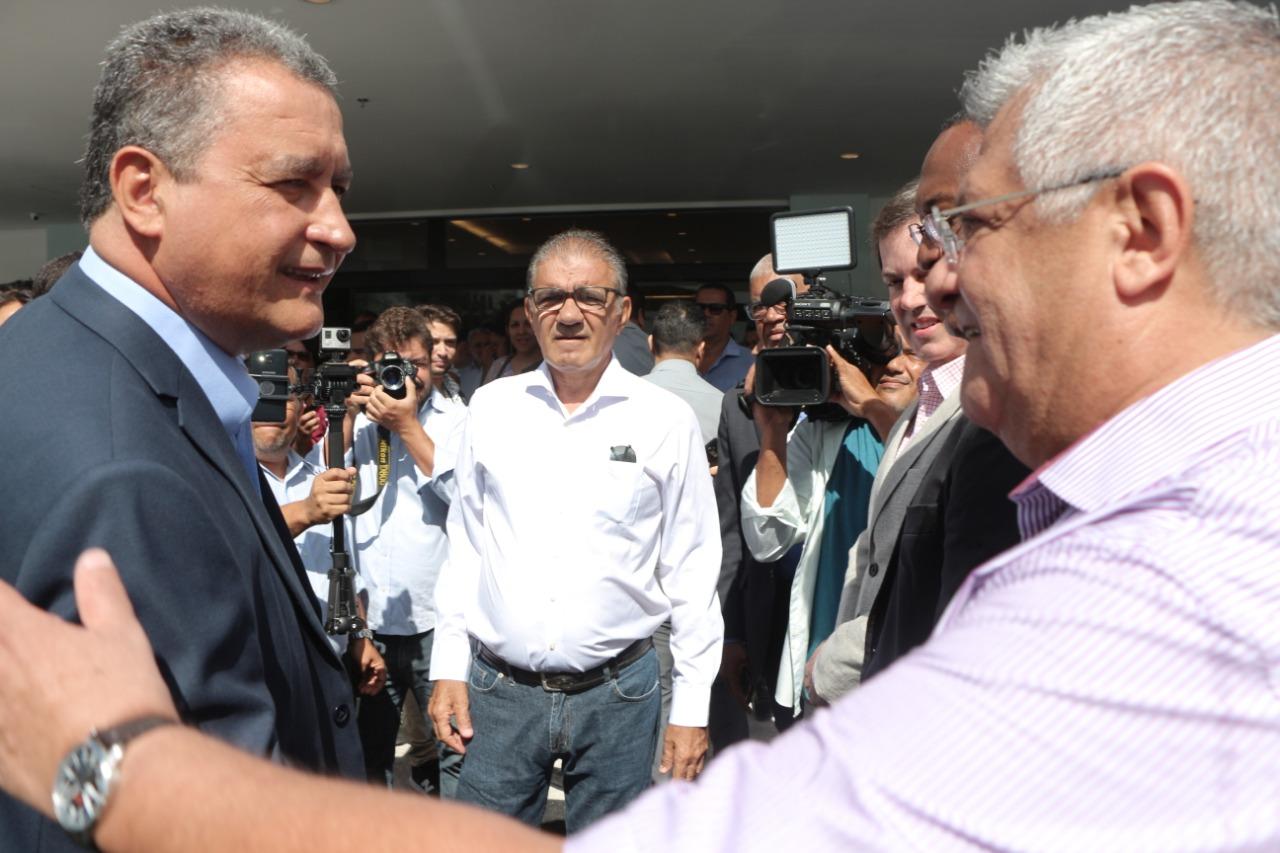 """""""Melhor central de atendimento do país"""", diz Bacelar sobre nova unidade do Detran em Salvador"""