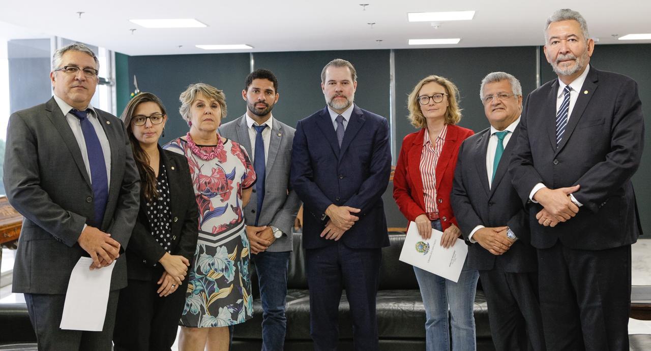 Bacelar se reúne com Toffoli e pede urgência na decisão sobre criminalização da LGBTfobia