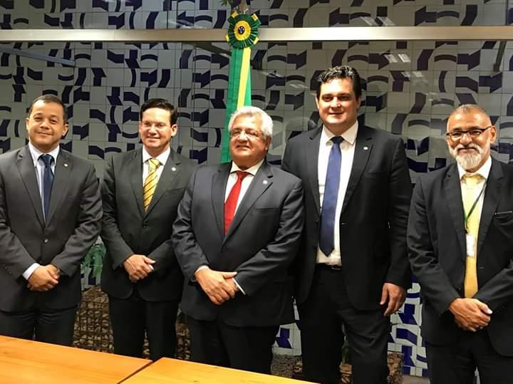 Bacelar preside Frente Parlamentar pela Aprovação do Marco Regulatório dos Jogos