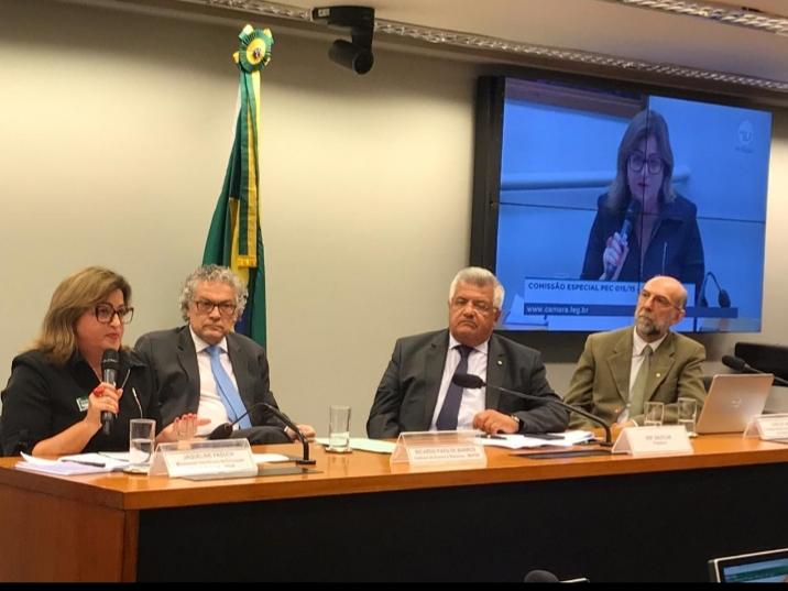 Bacelar diz que existe consenso em tornar o Fundeb constitucional