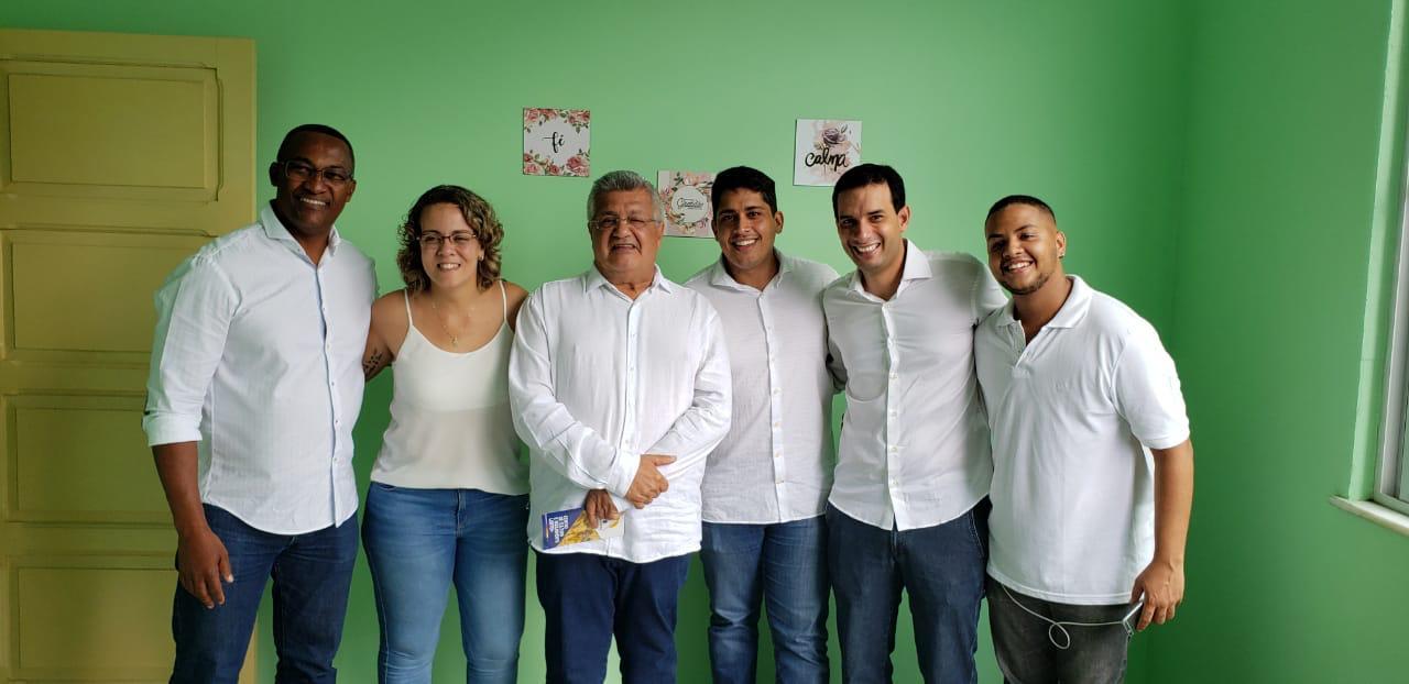 Bacelar apoia projeto de acolhimento ao segmento LGBTI+ em Salvador