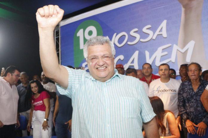 """Serei o prefeito de todos, principalmente dos desfavorecidos"""", afirma Bacelar"""