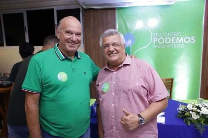 Bacelar celebra liderança de Anilton Bastos em Paulo Afonso