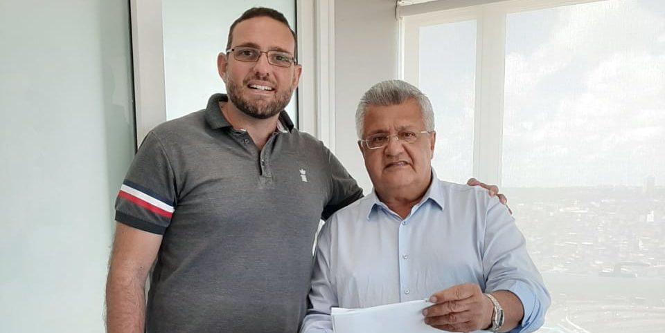 Podemos lança vereador João Henrique como pré-candidato a prefeito de Alagoinhas
