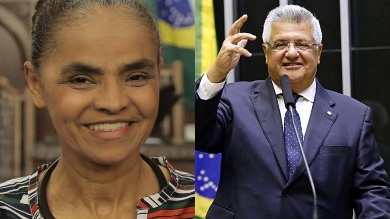 """Marina Silva e Bacelar serão homenageados no """"1° de Maio Solidário"""" em Salvador"""