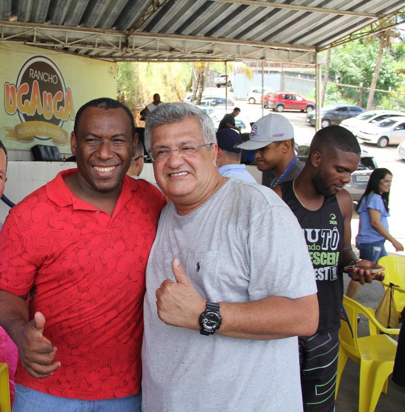 Em nota, Bacelar lamenta morte de líder comunitário soteropolitano
