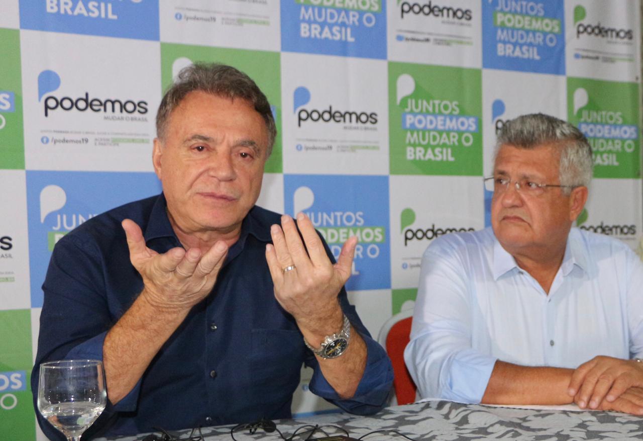 Bacelar e Álvaro Dias juntos pelo Brasil e por Salvador