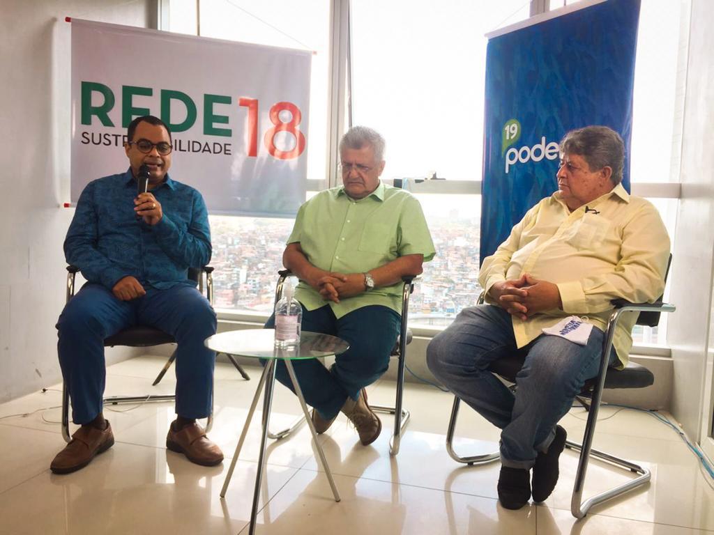 """""""O melhor caminho para governar Salvador é pelos bairros"""", afirma Bacelar durante lançamento de pré-candidatura à prefeitura de Salvador"""