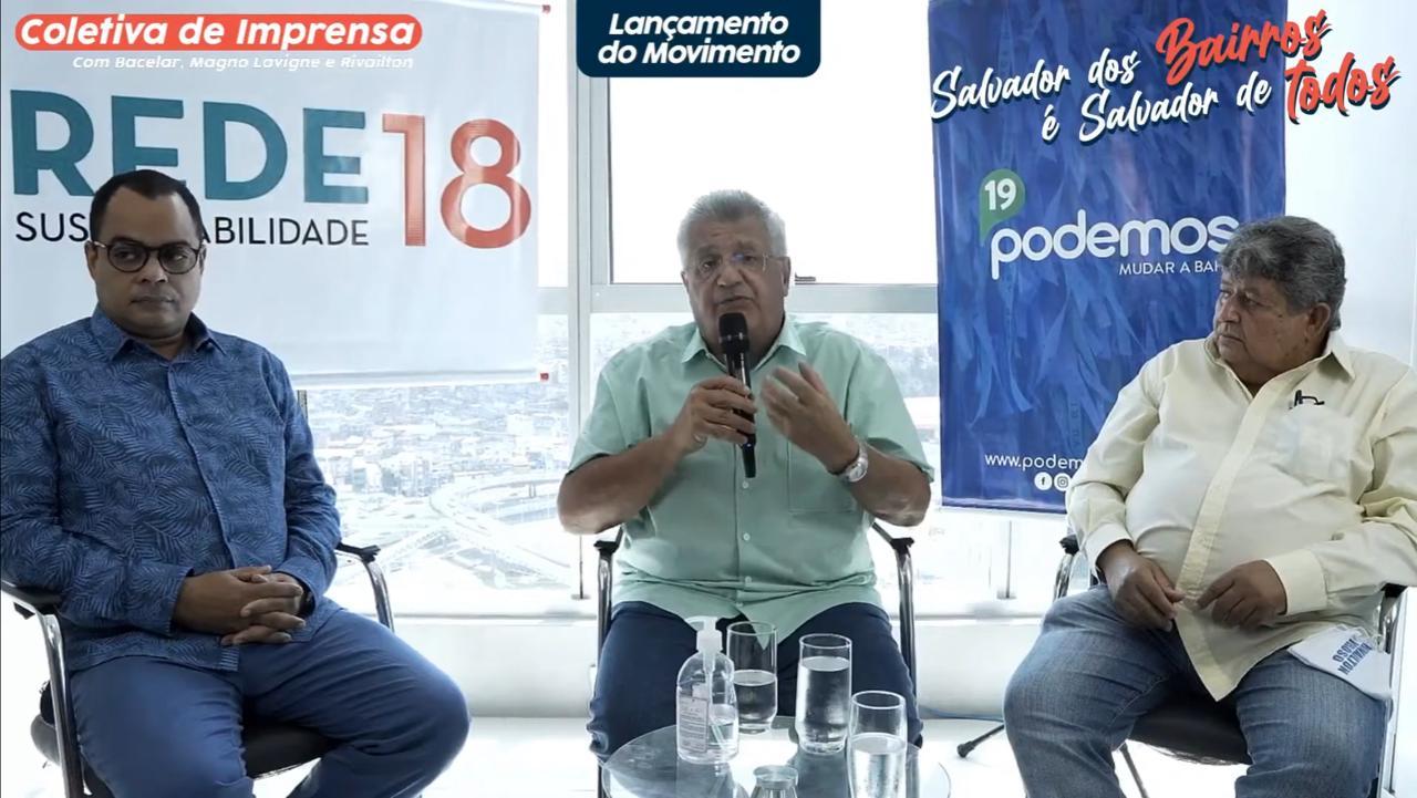 """Carta de lançamento do Movimento """"Salvador dos Bairros é Salvador de Todos"""""""