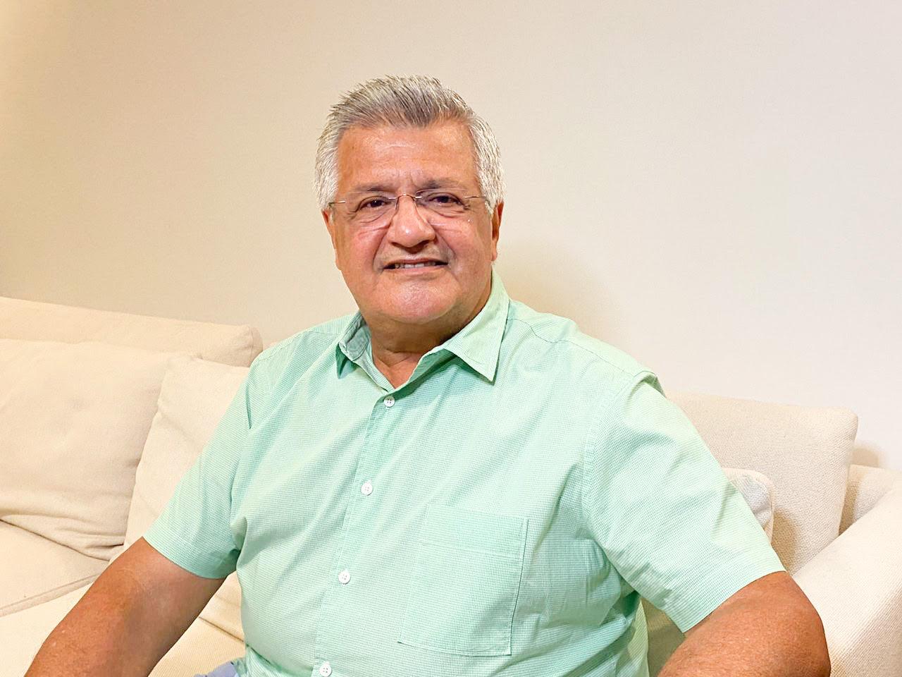 Convenção do Podemos oficializará Bacelar como candidato à Prefeitura de Salvador nesta quarta