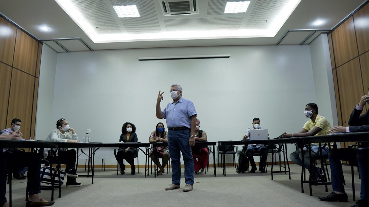Bacelar confirma convenção e capacita chapa Podemos, Rede e PTC