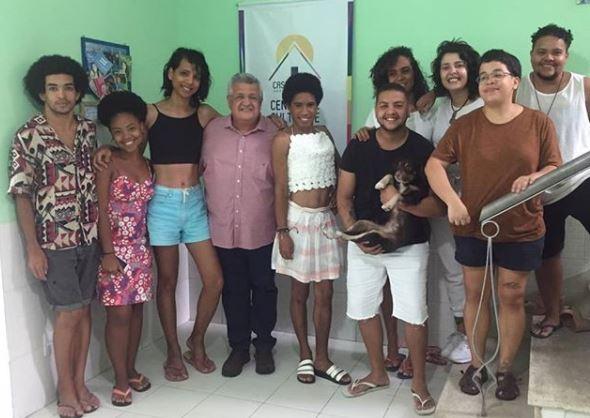Bacelar é o primeiro candidato a prefeito de Salvador que firma apoio à causa LGBTQIA+