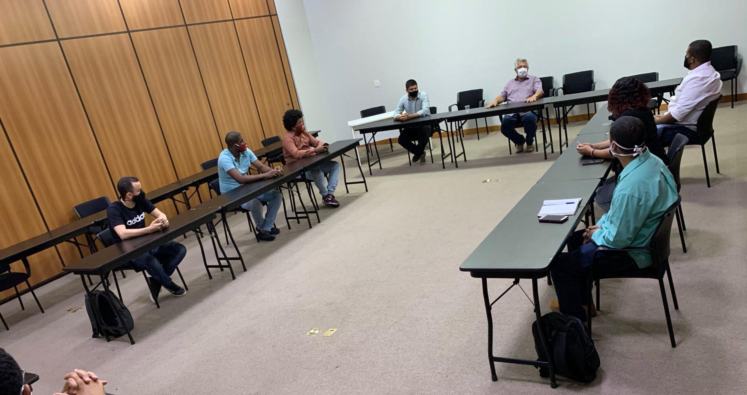 Bacelar e juventude: juntos contra violência e genocídio de jovens negros