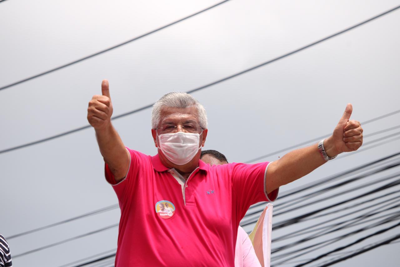 O Podemos se prepara para tomar as ruas de Salvador na próxima segunda-feira