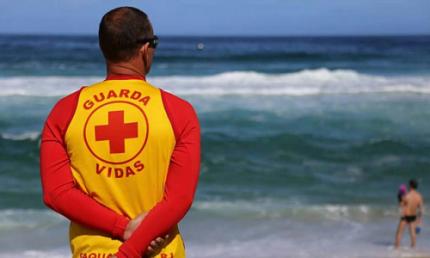 Guarda-vidas: a um passo da regulamentação da profissão